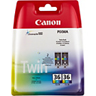 more details on Canon CLI36 Standard Ink Cartridge - Tri-Colour.