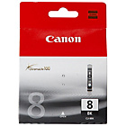 more details on Canon CLI8 Standard Ink Cartridge - Black.