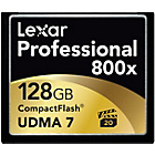 more details on Lexar Professional 128GB 800x Speed Compact Flash Mem. Card.