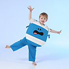 more details on Mr Bump Tabbard and Trousers.