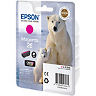 more details on Epson Polar T2613 Standard Ink Cartridge - Magenta.