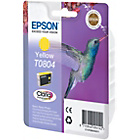 more details on Epson T0804 Hummingbird Standard Ink Cartridge - Yellow.