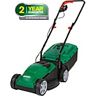 more details on Qualcast Electric Rotary Lawnmower - 32cm.