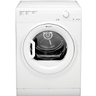 more details on Hotpoint TVFM70BGP Vented Tumble Dryer - White.