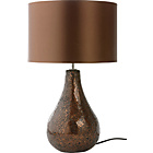 more details on Heart of House Eloise Crackle Table Lamp - Chocolate.