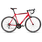 more details on Mizani Aero 100 59cm Road Bike Red - Mens'