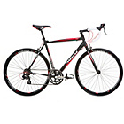 more details on Mizani Aero 500 20cm Frame Road Bike Black - Mens'.