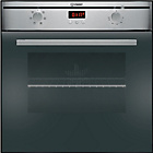 more details on Indesit FIMS53JKAIX Single Electric Oven - Stainless Steel.