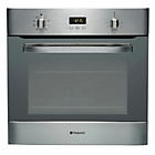 more details on Hotpoint SH83CXS Single Electric Oven - Stainless Steel.