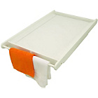 more details on East Coast Nursery Cot Top Changing Unit - White.