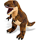 "more details on Wild Republic Dinosauria 19"" T-Rex Plush."