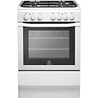 more details on Indesit I6GG1W Gas Cooker - White.