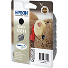 more details on Epson T0611 Teddy Ink Cartridge - Black.