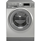 more details on Hotpoint SWMD9637G 9KG 1600 Spin Washing Machine - Graphite.