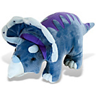 more details on Wild Republic Dinomites 19 Inch Triceratops Plush.