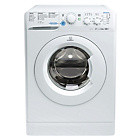 more details on Indesit XWC61452W 6KG 1400 Spin Washing Machine - White.