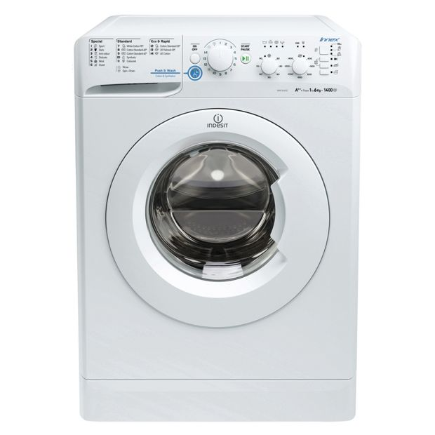 buy indesit innex xwc 61452 w washing machine white at. Black Bedroom Furniture Sets. Home Design Ideas