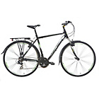 more details on Mizani Vivo 18 Inch Hybrid Bike Black - Mens'.