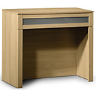 more details on Stada Dressing Table - Grey Gloss Inlay.