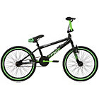 more details on Rad Outcast 20 Inch BMX - Black/Green.