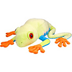 more details on Wild Republic Cuddlekins Jumbo Red Eyed Frog Plush.