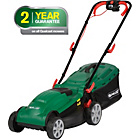 more details on Qualcast Corded Rotary Lawnmower - 1400W.