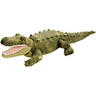 more details on Wild Republic Cuddlekins Alligator 23 Inch Plush.