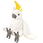 more details on Wild Republic Cuddlekins Cockatoo Sulphur 12 Inch Plush.