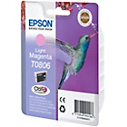 more details on Epson T0801 Hummingbird Standard Ink Cartridge Light Magenta