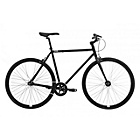 more details on Feral Fixie 52cm Frame Road Bike Black - Mens'.