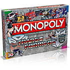 more details on Transformers Retro Monopoly.
