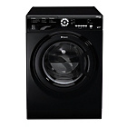more details on Hotpoint SWMD10437K 10KG 1400 Spin Washing Machine - Black.