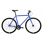 more details on Feral Fixie 55cm Frame Road Bike Blue - Mens'.