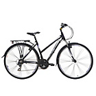 more details on Mizani Vivo 18 Inch Hybrid Bike Black - Ladies'.