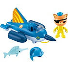 more details on Fisher-Price Octonauts Gup R and Kwazii.