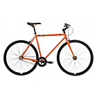 more details on Feral Fixie 49cm Frame Road Bike Orange - Mens'.