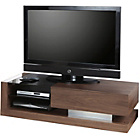 more details on Jual Walnut and Black Glass TV Stand.