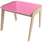 more details on Millhouse Kids' Table - Pink.
