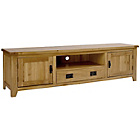 more details on Hazel Reclaimed Oak Ready Assembled Widescreen TV Unit.