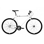 more details on Feral Fixie 55cm Frame Road Bike White - Mens'.