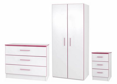 Buy fitted bedroom furniture at your online for Bedroom furniture argos