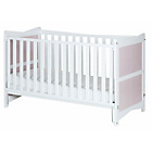more details on Saplings Kitty Cot Bed - White and Pink.
