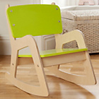 more details on Millhouse Kids' Rocking Chair - Green.