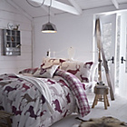 more details on Catherine Lansfield Grampian Stag Duvet Cover Set - Kingsize