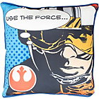 more details on Star Wars Darth Shaped Cushion.