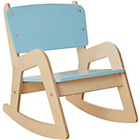 more details on Millhouse Kids' Rocking Chair - Blue.