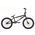 more details on Rad Rolla 20 Inch BMX - Black/Purple.