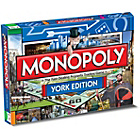 more details on York Monopoly.