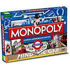 more details on London Underground Monopoly.