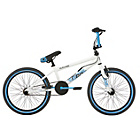 more details on Rad Outcast 20 Inch BMX - White/Blue.